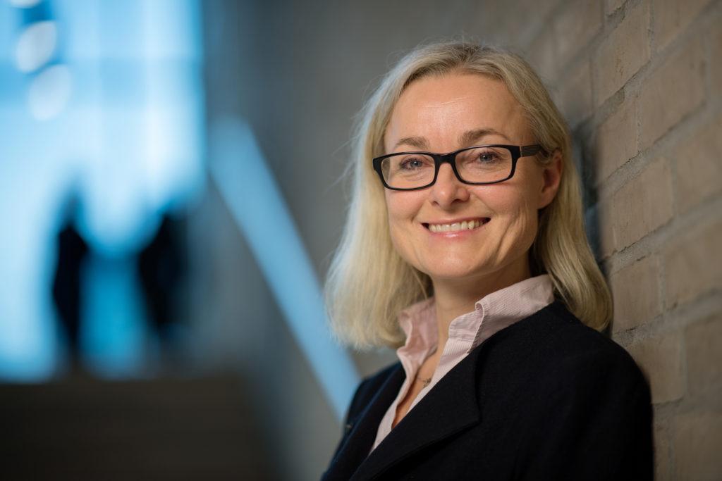 Janicke Scheele, leder for Ansvarlige investeringer i DNB Asset Management