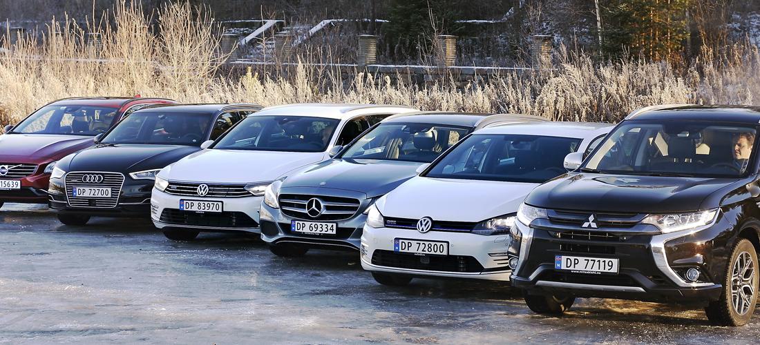 Er å lease det beste valget i et bilmarked som er i endring? - DNB Nyheter