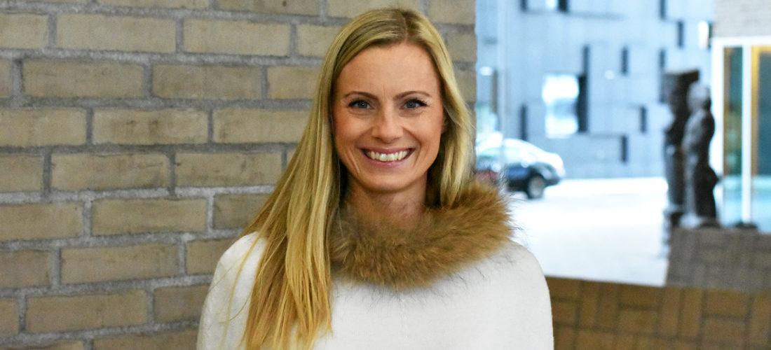 Forbrukerøkonom Silje Sandmæl i DNB. FOTO: Stig B. Fiksdal