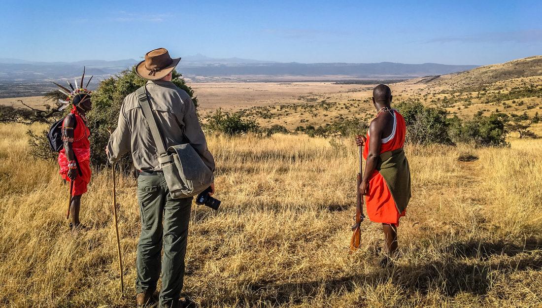 Slik får du det elefantasisk på safari: Syv råd for ferskinger