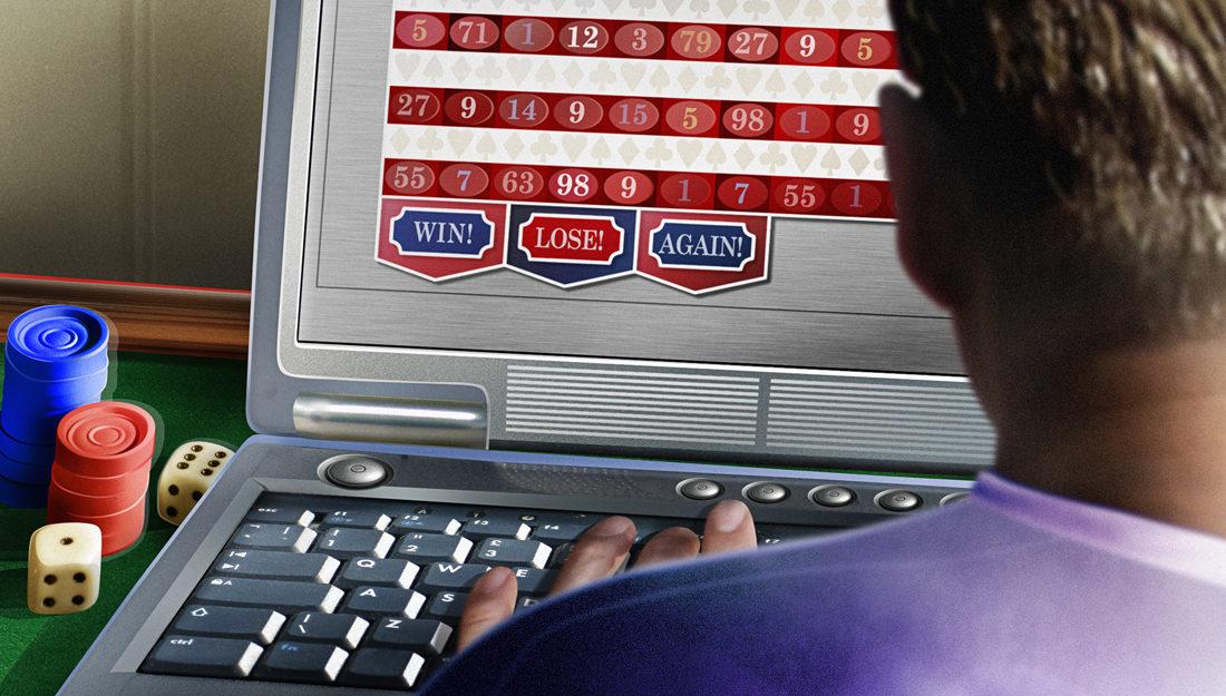 gambling og spill nettkasino