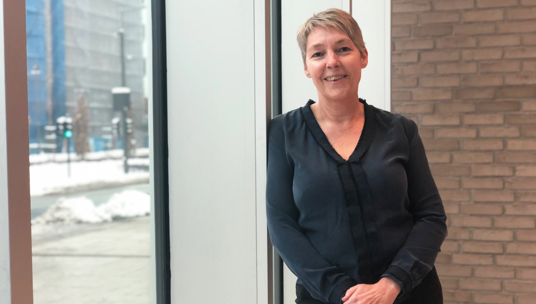 372881a8 JOBBEKSPERTEN GIR RÅD: Guri Larsen er fagsjef for rekruttering i DNB og  jobbekspert i Aftenposten. Hun lister her opp tre gode grunner til å bli i  jobben og ...