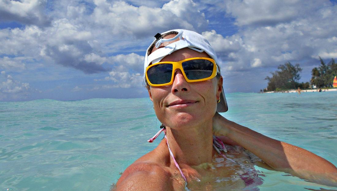 351870e4 Det er vel flere som kunne tenke seg å være her akkurat nå – Barbados.  Foto: Privat