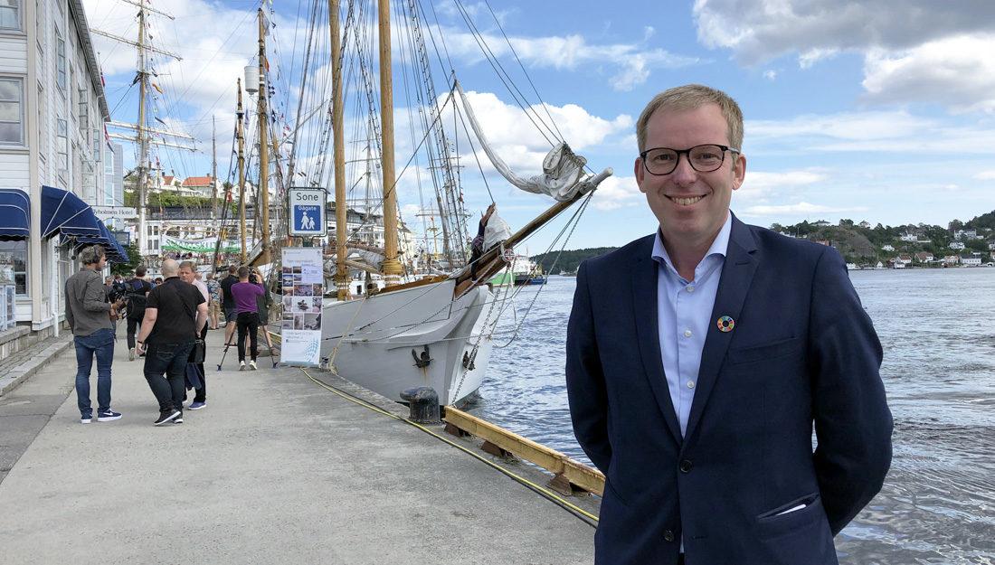 Innovasjon Norge-sjefen